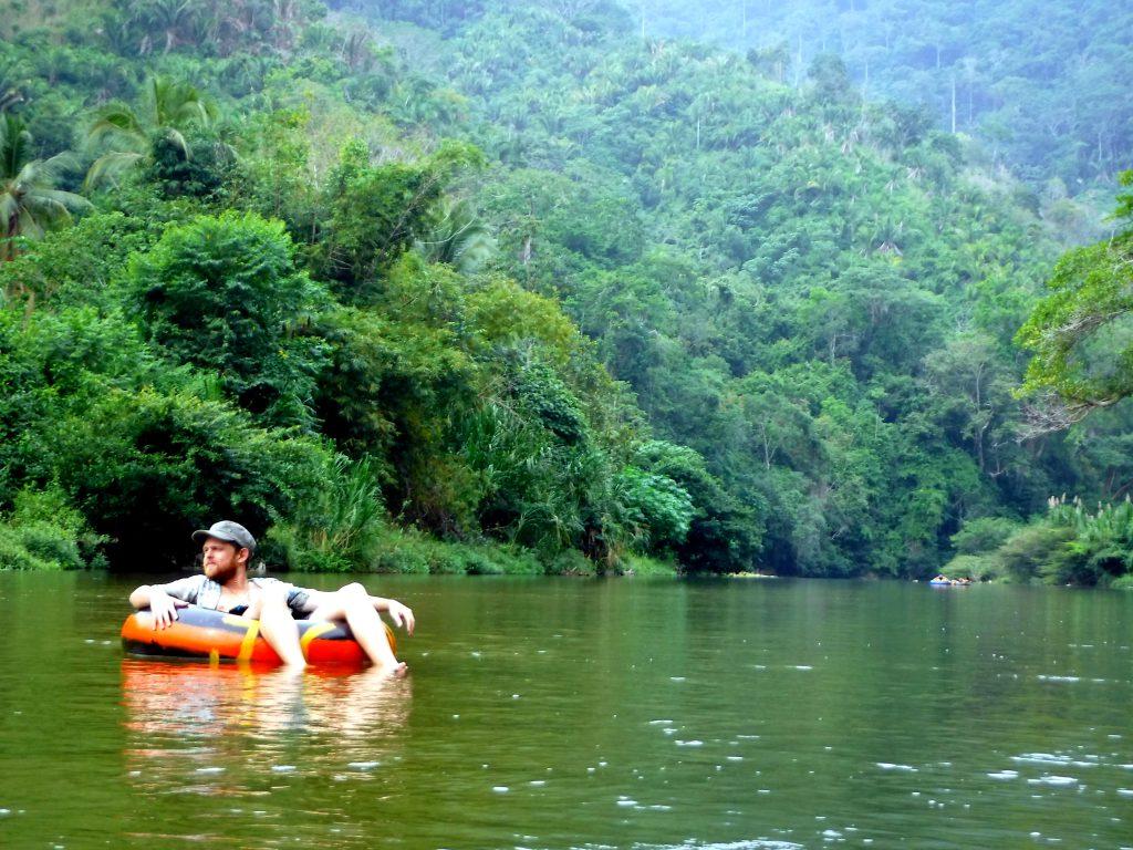 Tubing en Palomino. Foto: seecolombia.travel