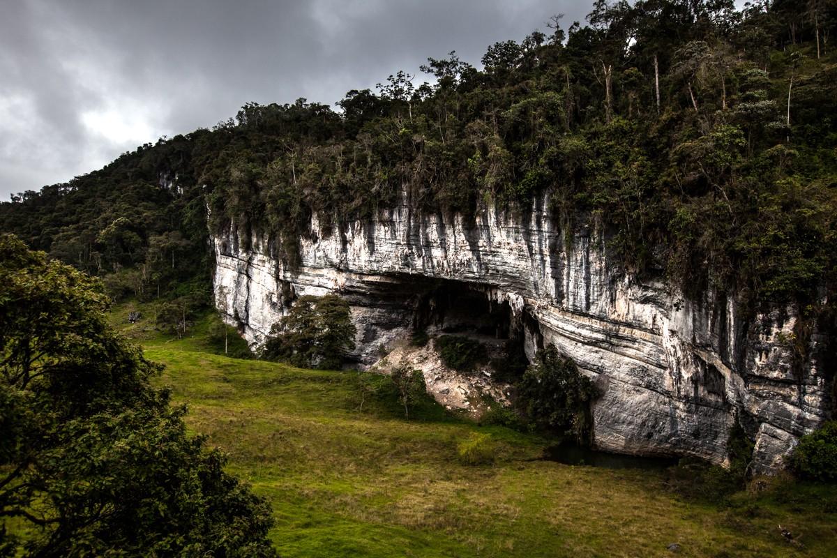 Cavernas en Colombia