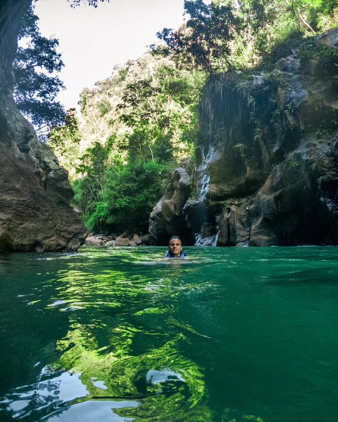 Río La Miel. Foto: @juandi.xplorer