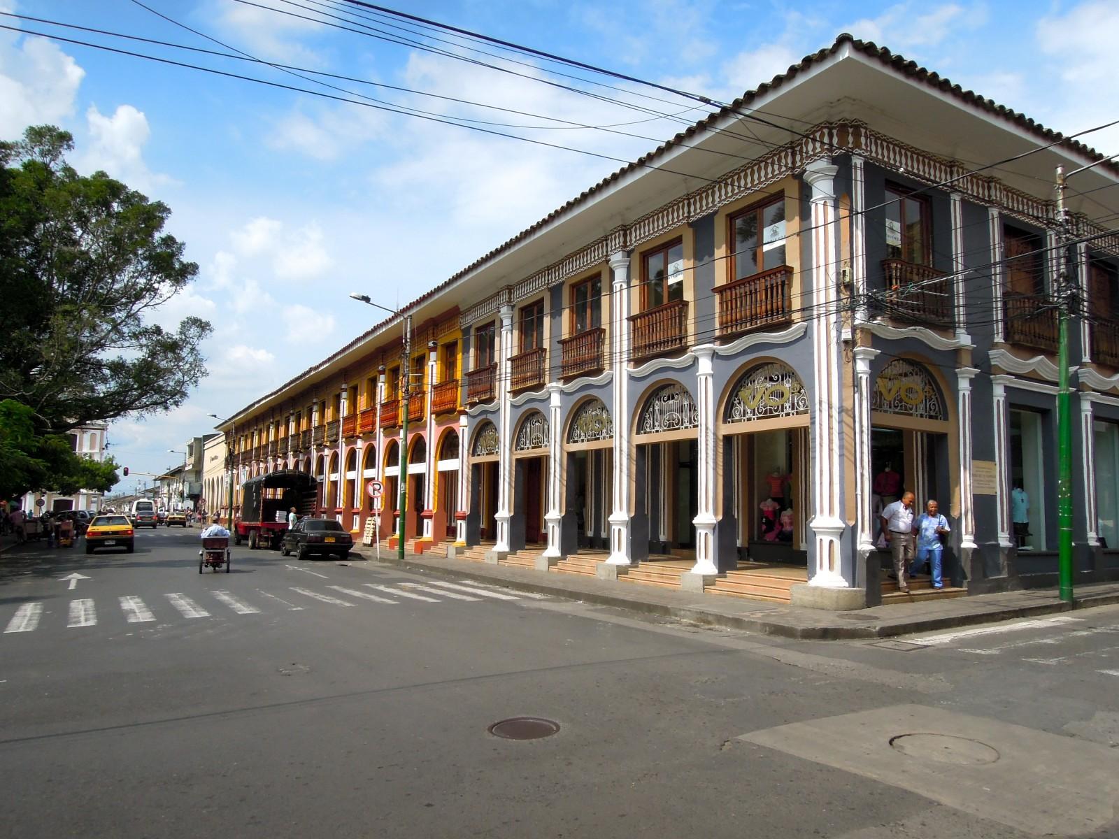 Centro histórico de Buga. Foto: Valle Del Cauca Buga