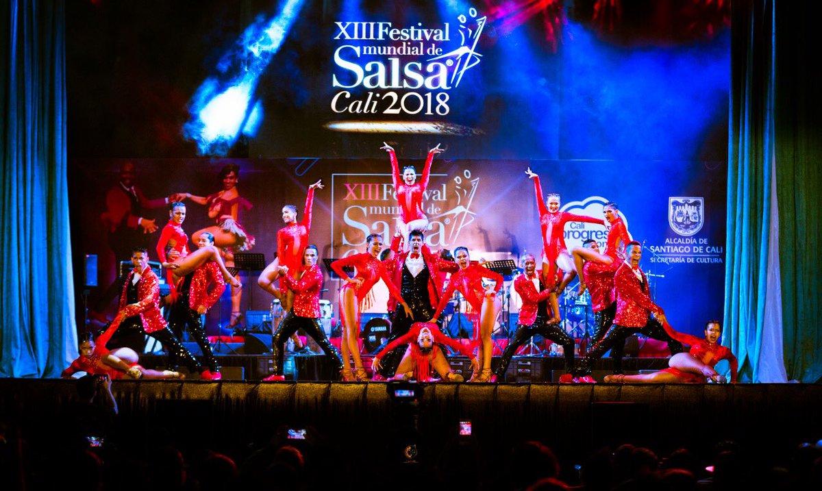 Festiva mundial de la Salsa en Cali. Foto: rendsmap.com