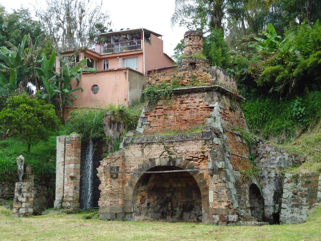 El Horno de la Ferrería en Pacho. Foto: mapio.net