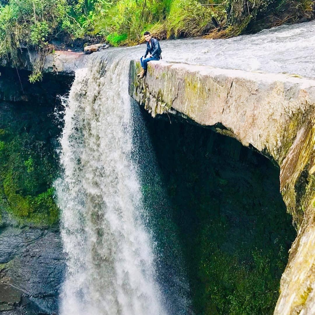 Cascada Veraguas. Foto: instaphenomenons.me