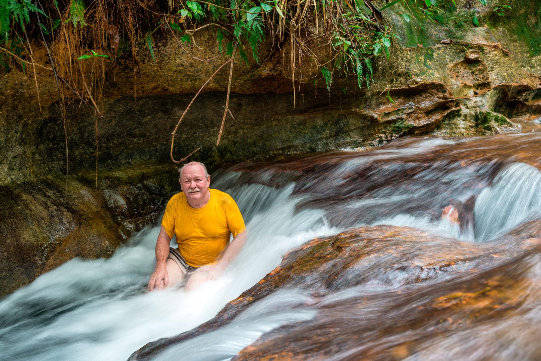 Parque Ecológico el Paraíso de Pedro. Foto: caqueta.travel