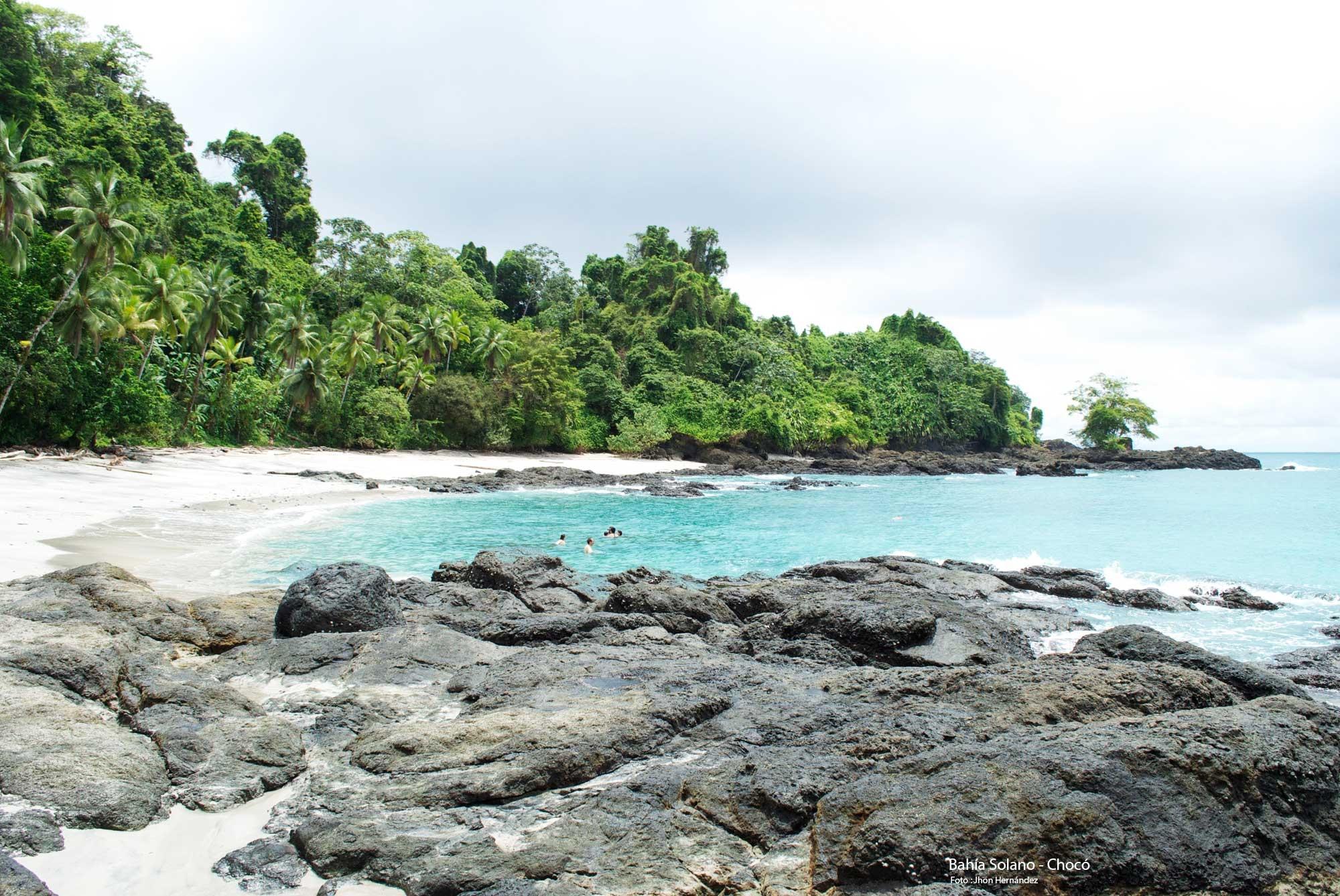 Bahía Solano. Foto: deturismoporcolombia.com