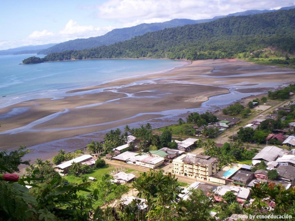 Bahía Solano. Foto: funerariadelacosta.com