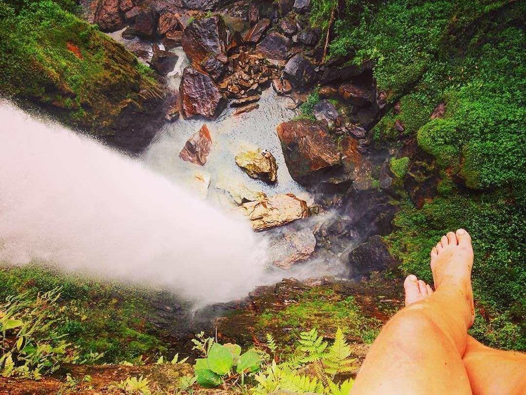 Cascada Fin del mundo. Foto: co.pinterest.com