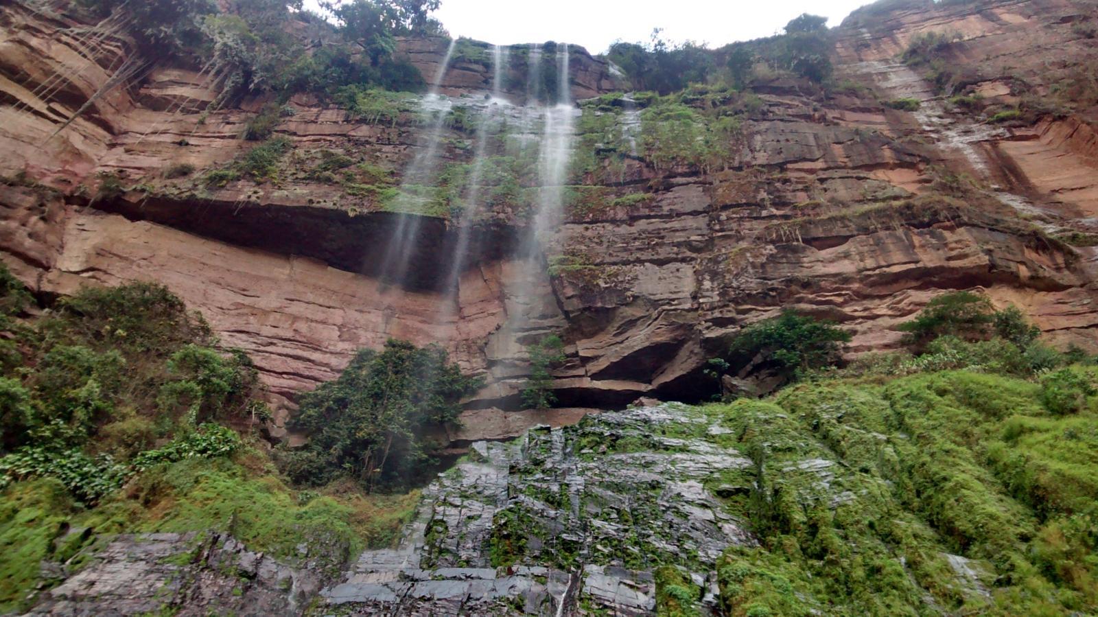 Cascada Santa Rita. Foto: es.wikiloc.com