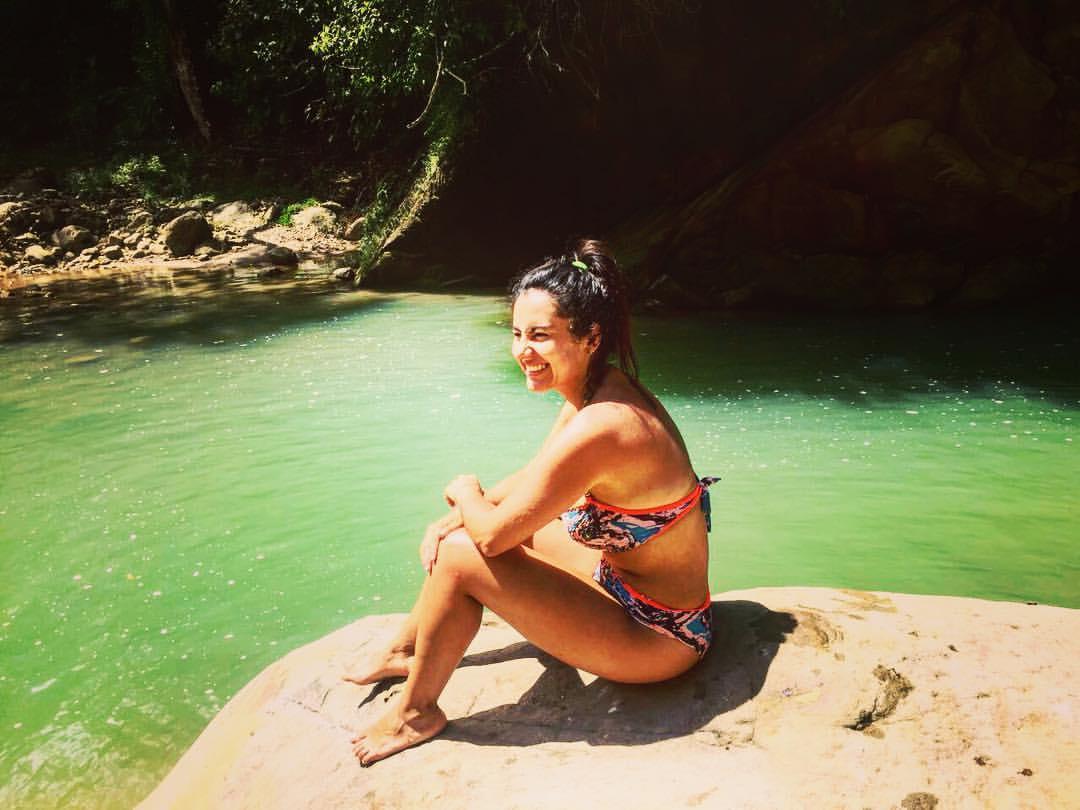 Piscina Natural La Aguatoca. Foto: @anacarobenavidesm