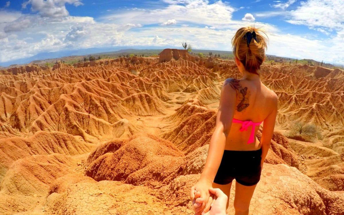 desiertos de colombia