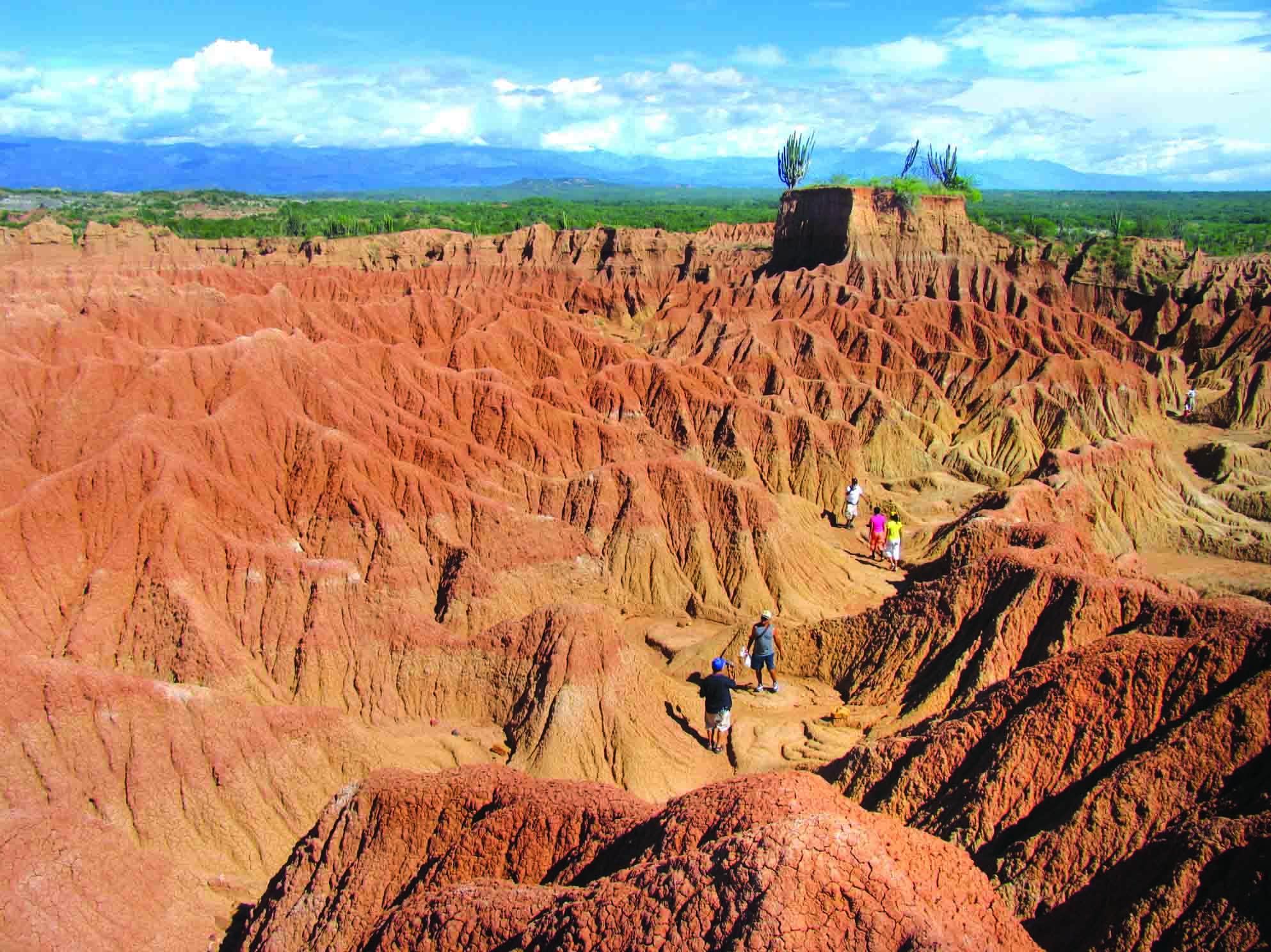 Desiertos de Colombia. Foto: locationcolombia.com