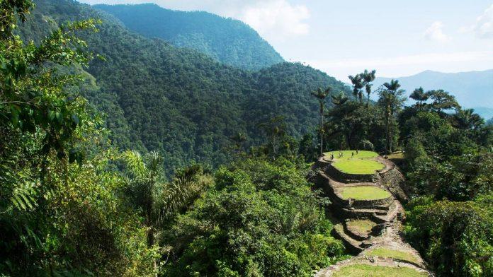 región andina de colombia