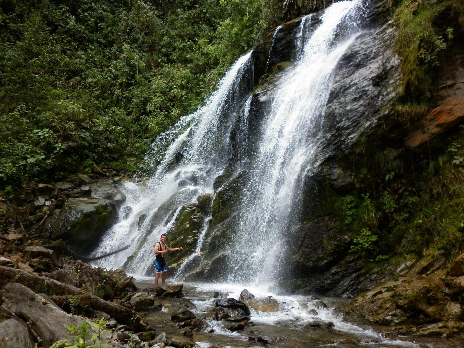 Reserva Natural Cascadas del Río Verde. Foto:es.wikiloc.com