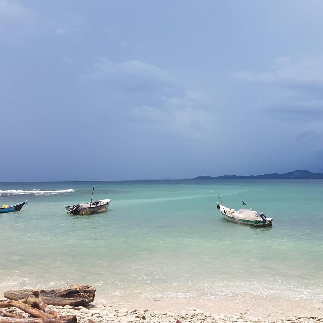 Isla Tortuguilla. Foto: @theregoesthefros