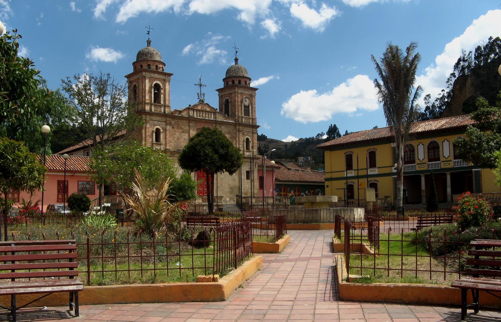 Municipio de Neumocón.Foto: www.pasosporcolombia.com