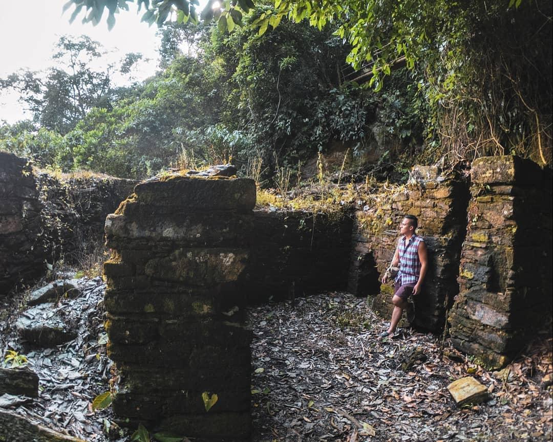 Ciudad Perdida de Falan. Foto: colombiaextraordinaria.com