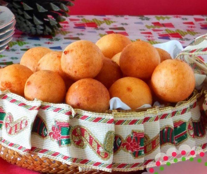 buñuelos colombianos
