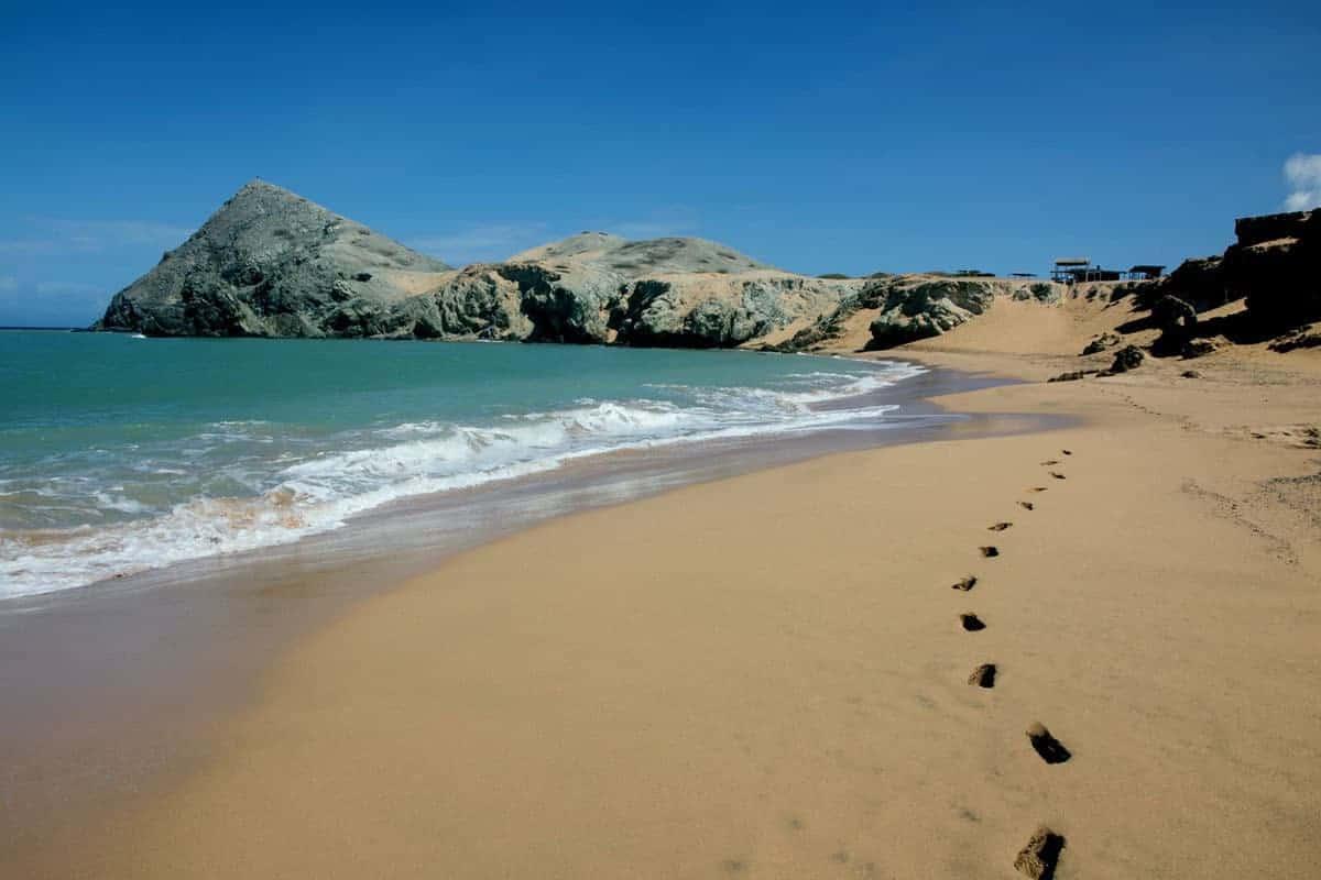 Punta Gallinas. Foto: southamericabackpacker.com