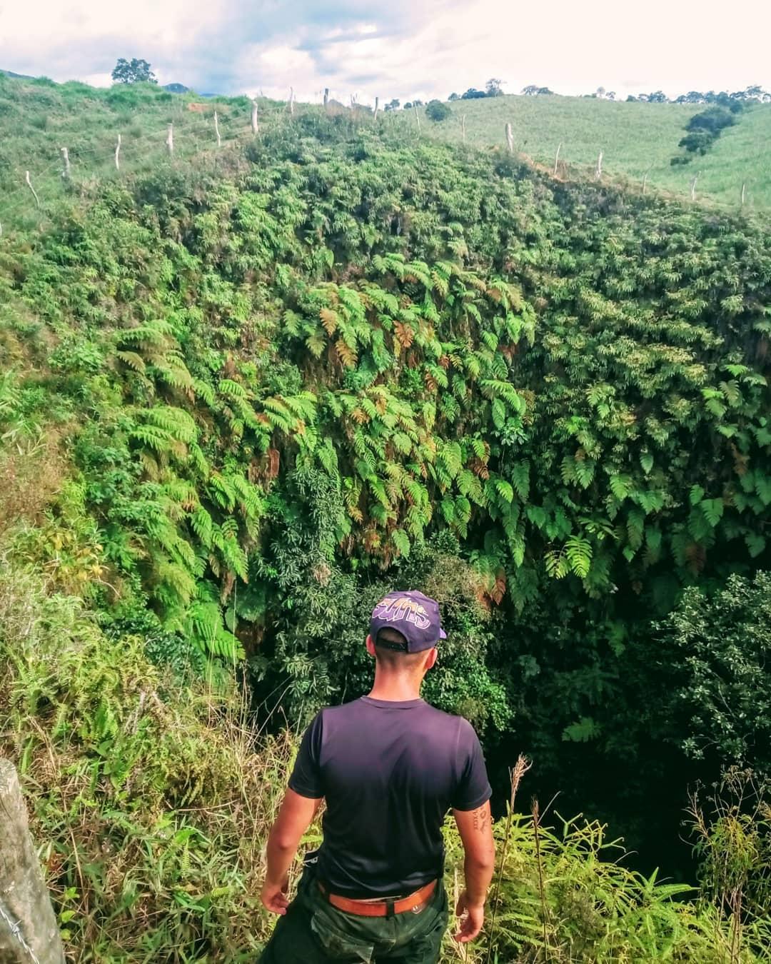 El Hoyo de los pájaros. Foto: sebastianquintero.99