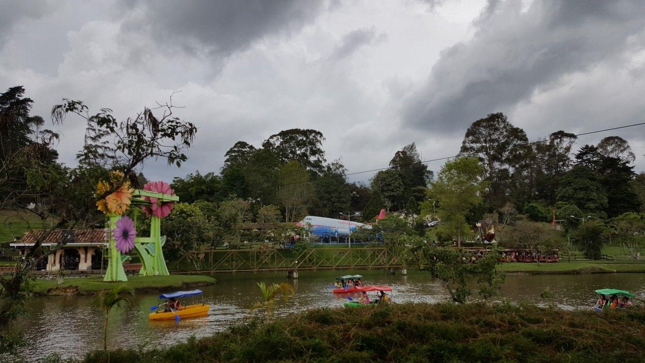 Parque Comfama Rionegro. Foto: co.pinterest.com