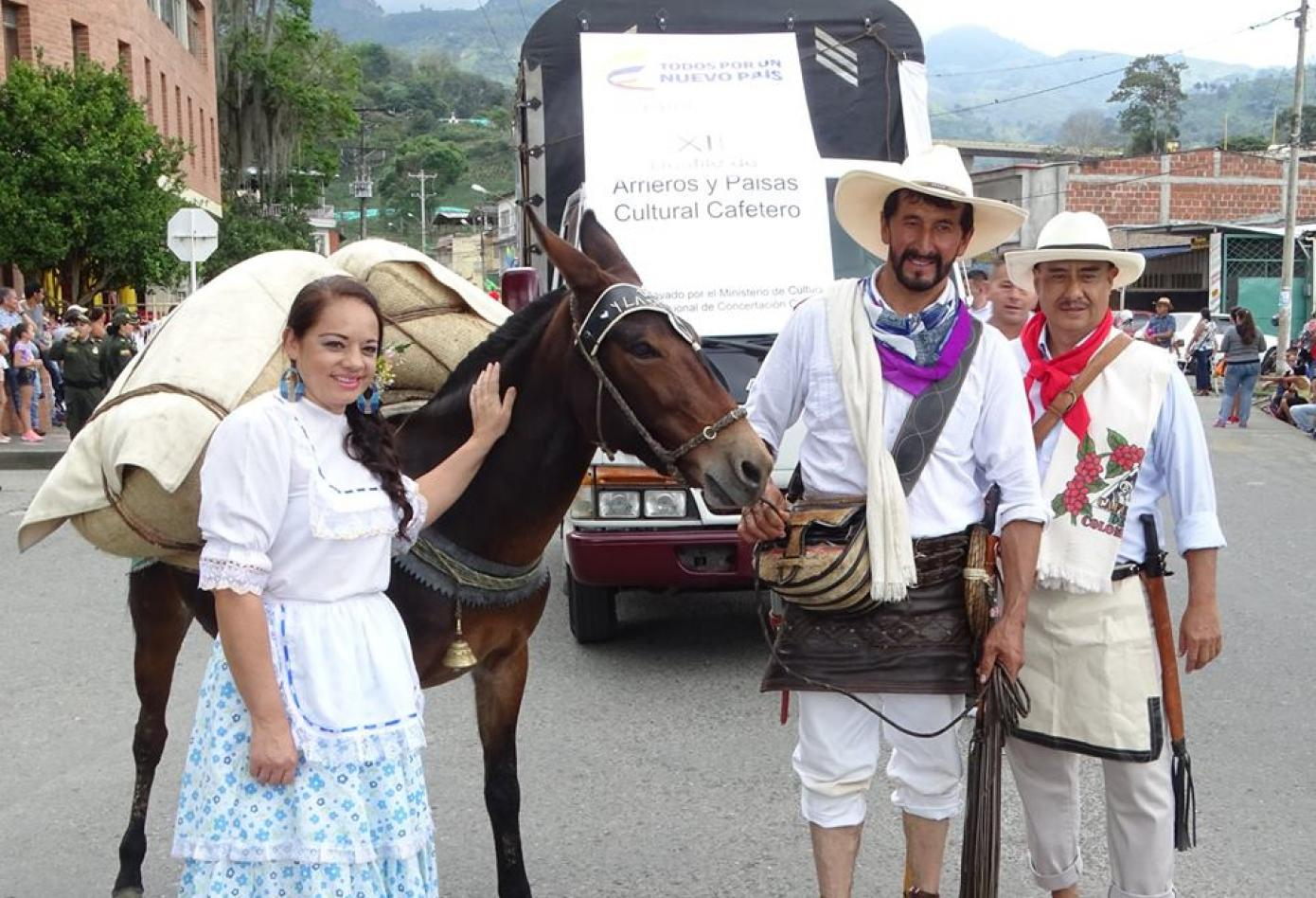 Culturas colombianas. Foto: www.rcnradio.com