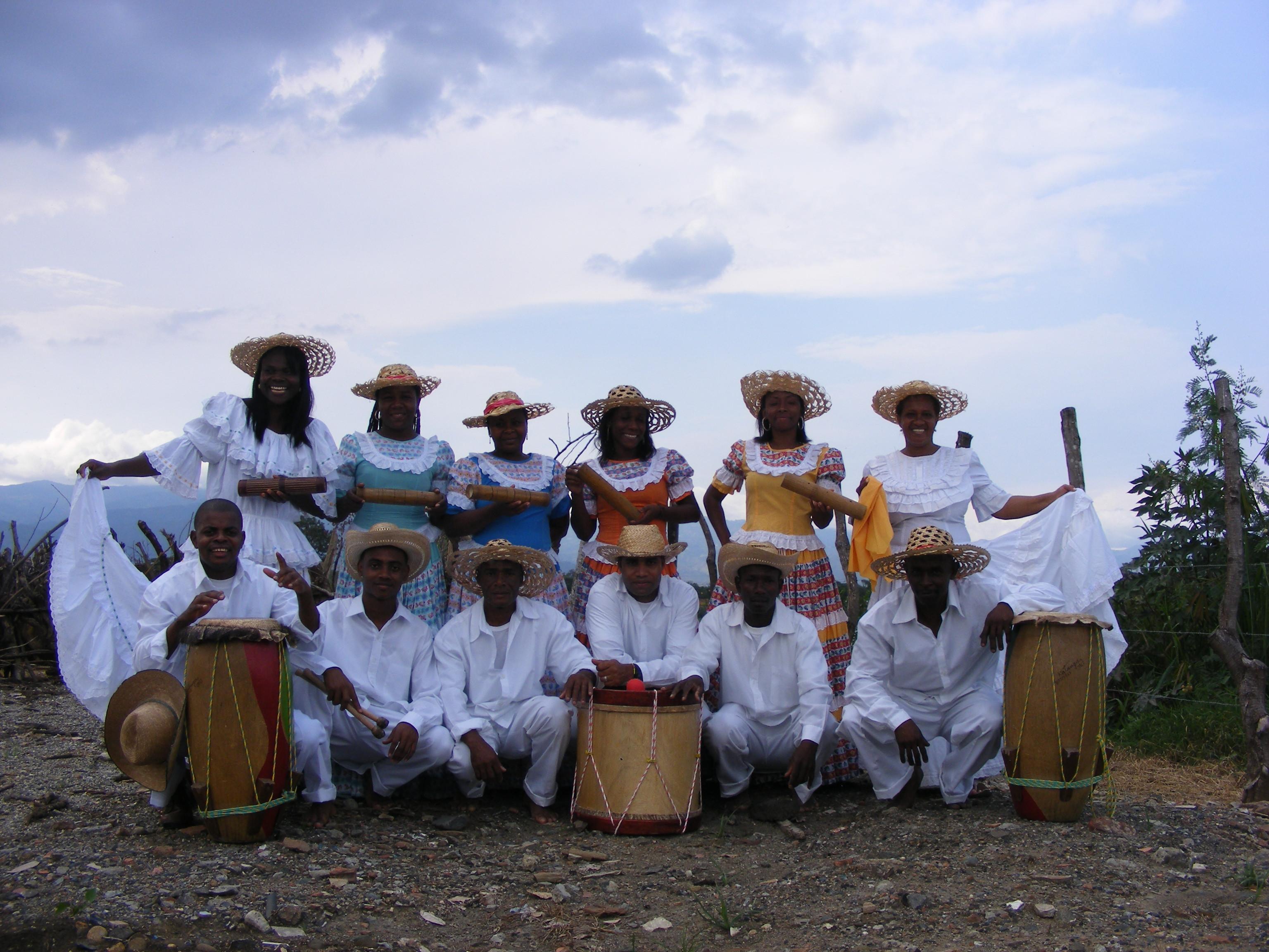 Culturas colombianas. Foto: colectivosonoro.com