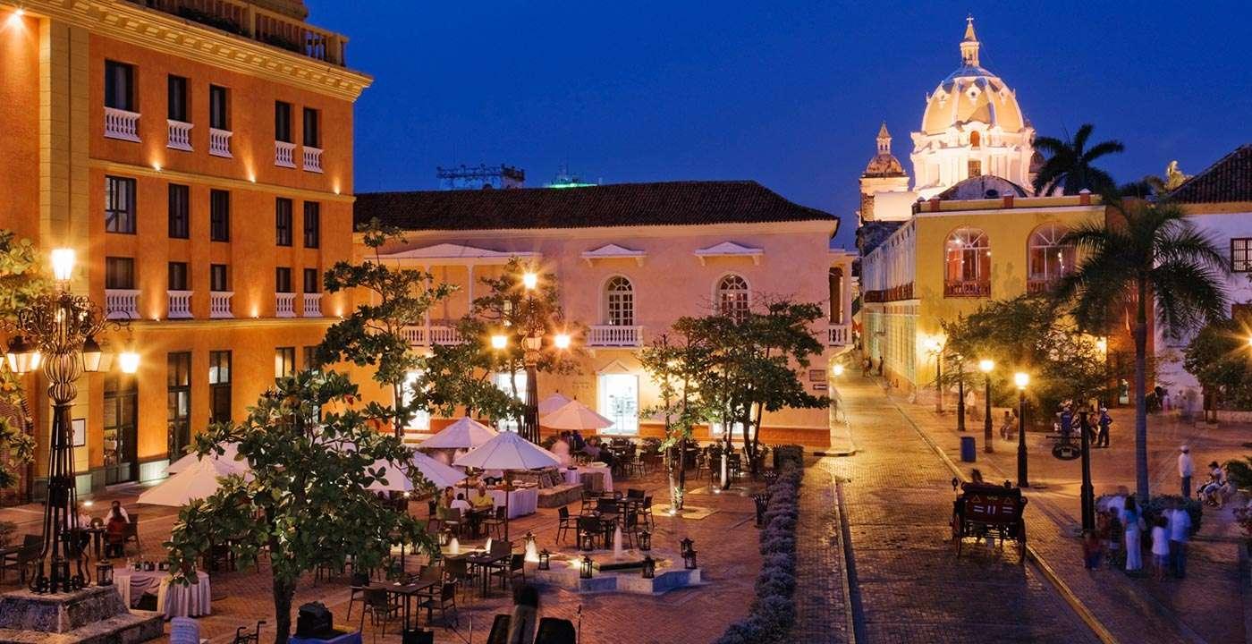 Vida nocturna en Cartagena. Foto: buenavibra.es