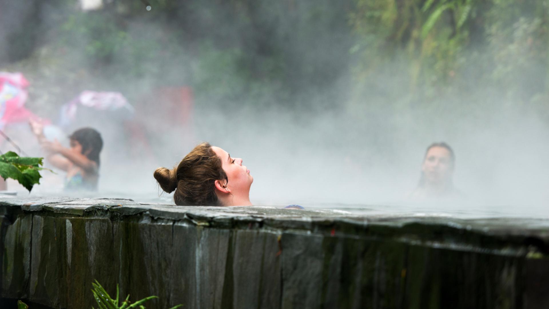Beneficios de las aguas termales. Foto: conocedores.com/
