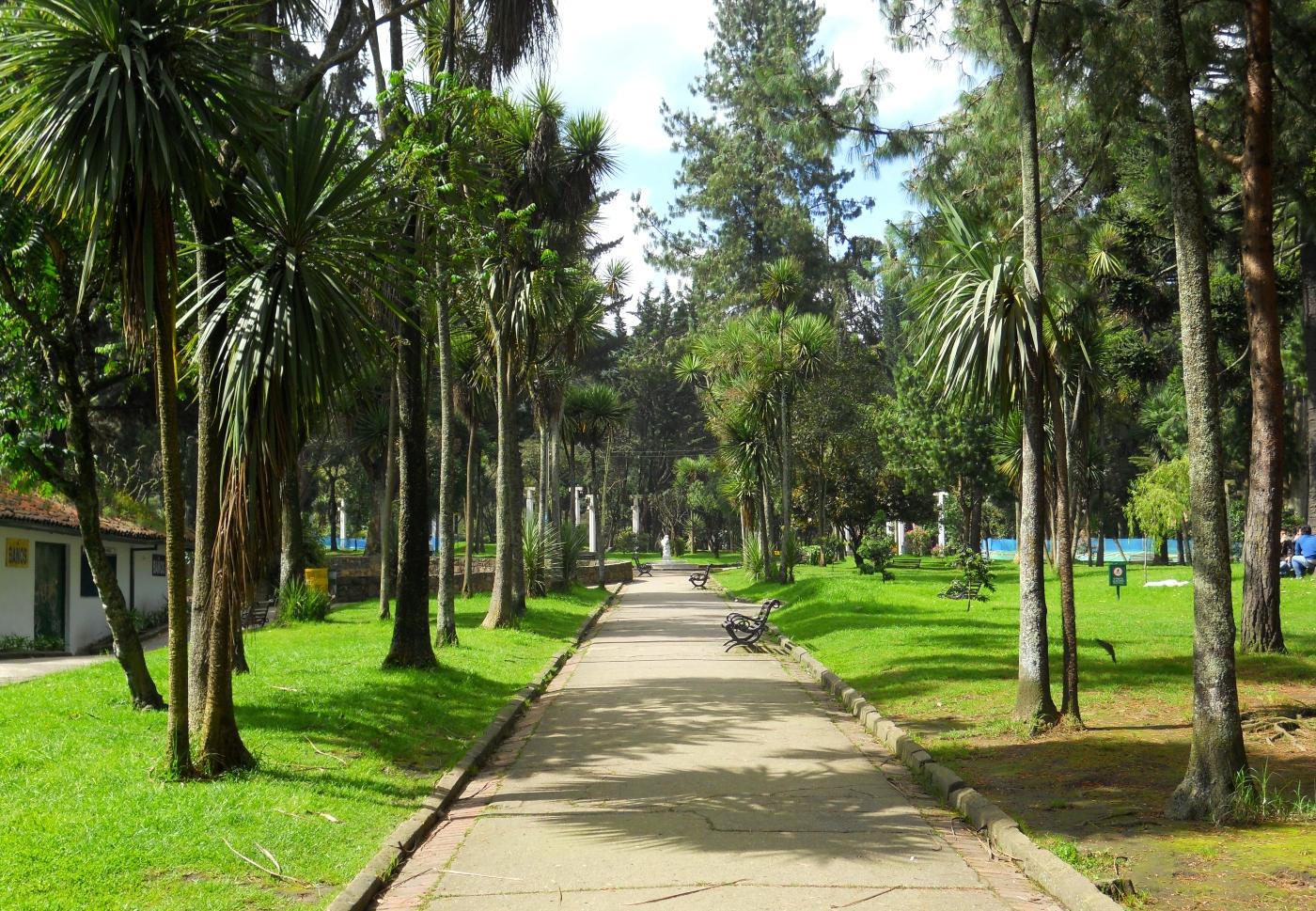 Lugares turísticos de Bogotá