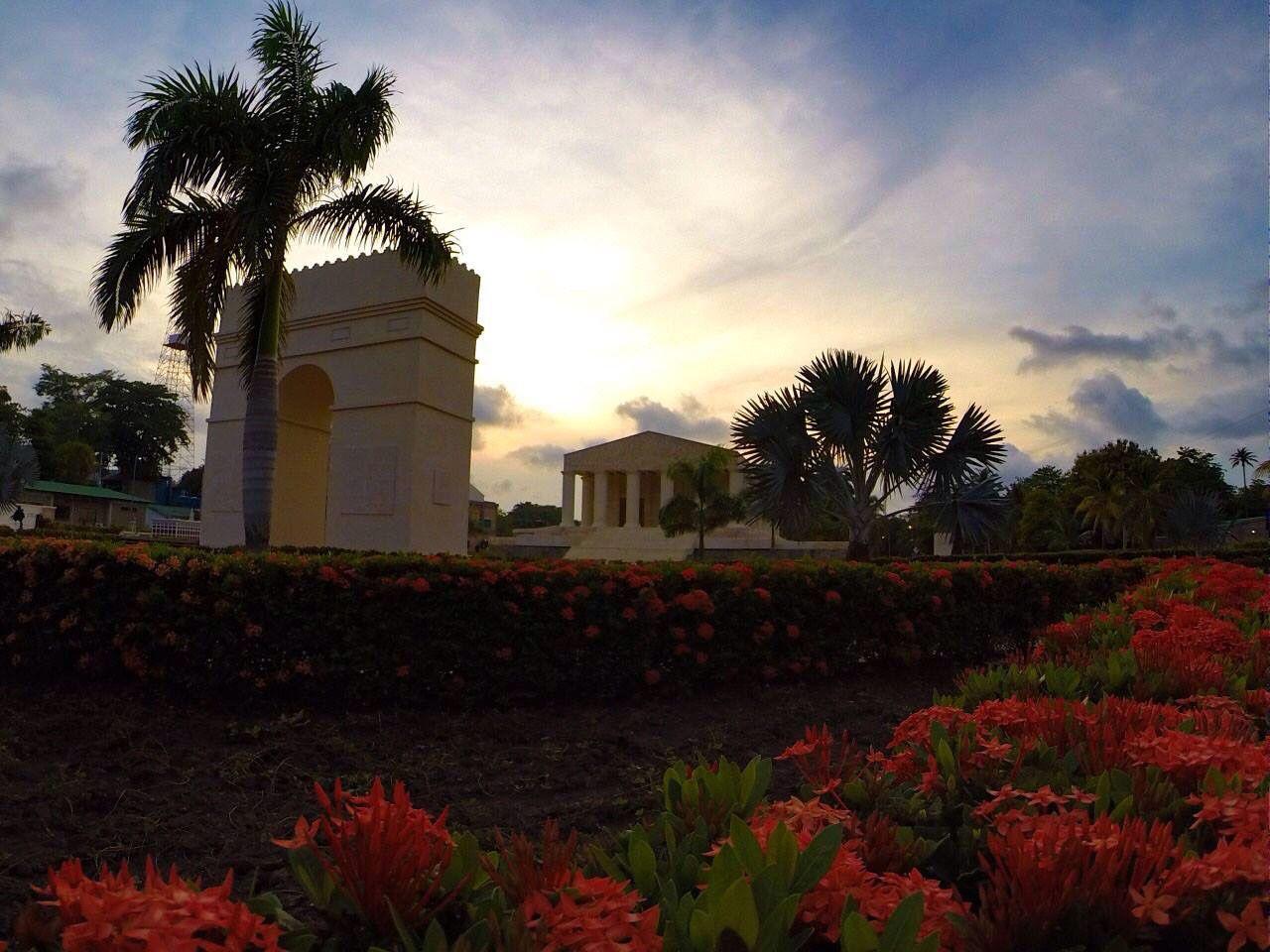 Parque Museo Infantería De Marina. Foto: co.pinterest.com