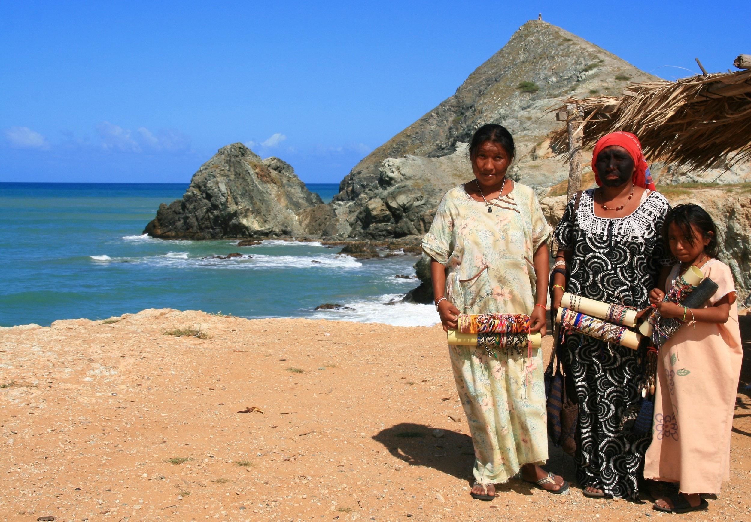 Comunidad Wayuu. Foto: theculturetrip.com/