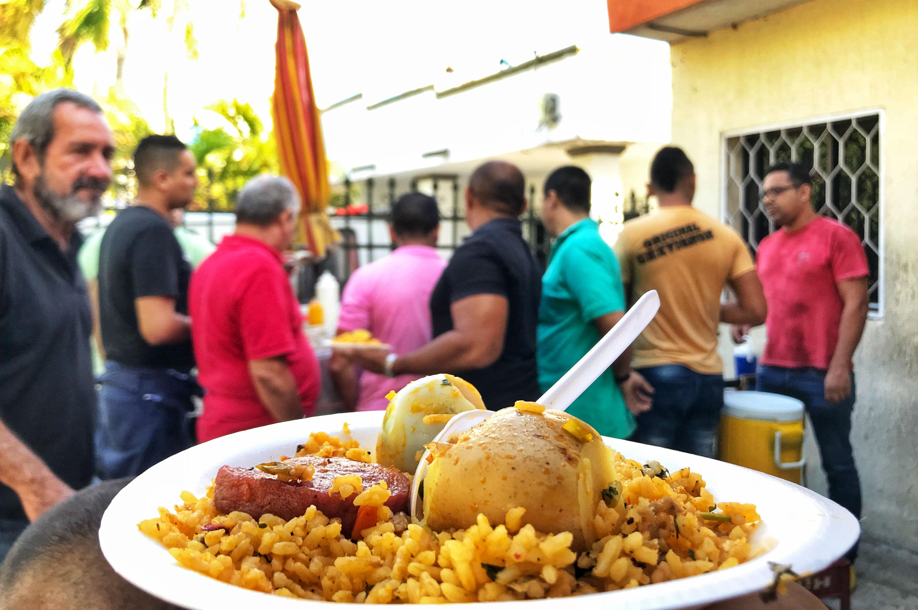 Arroz de lisa. Foto: www.elespectador.com