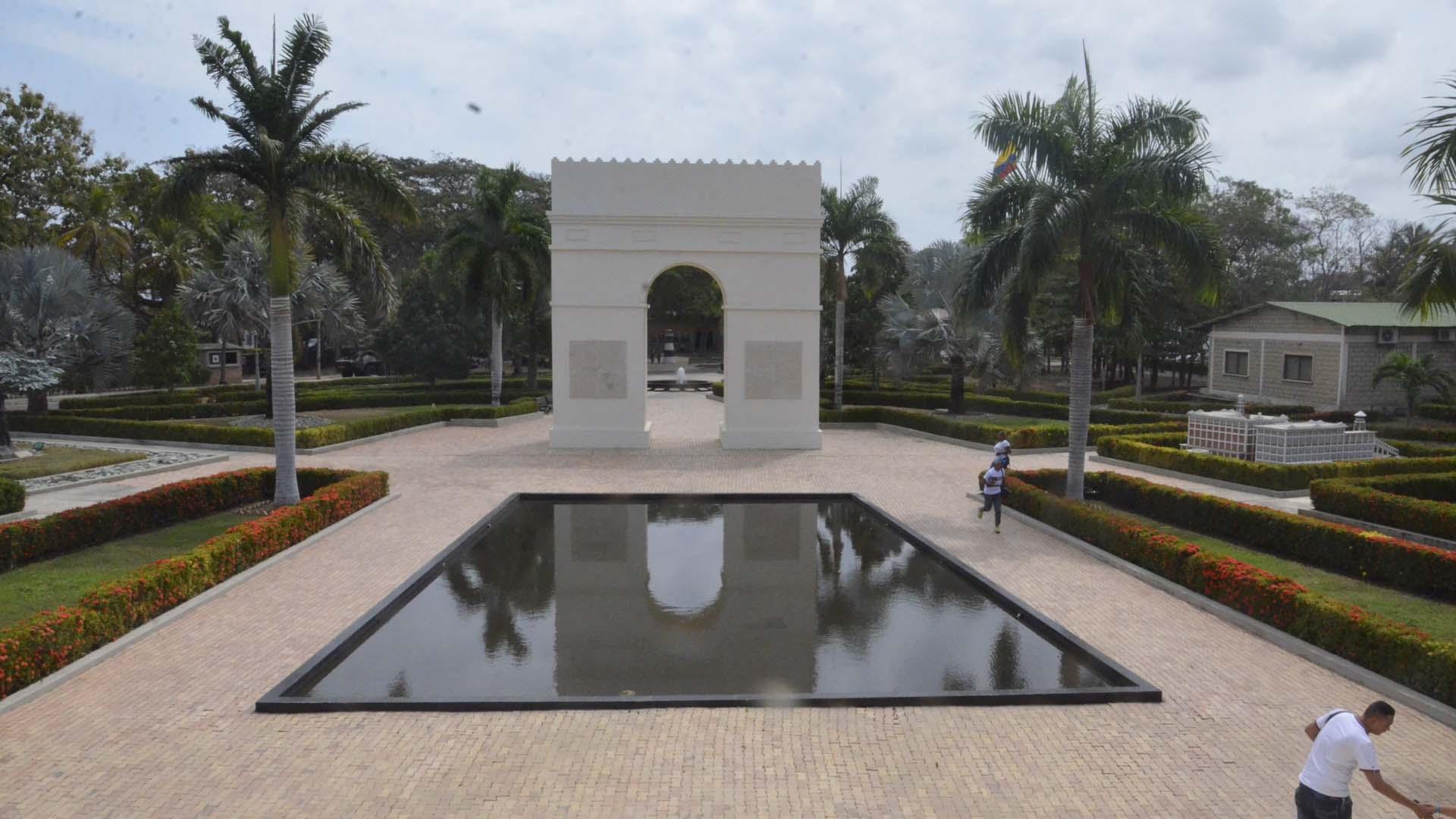 Parque Museo Infantería De Marina. Foto: www.elheraldo.co