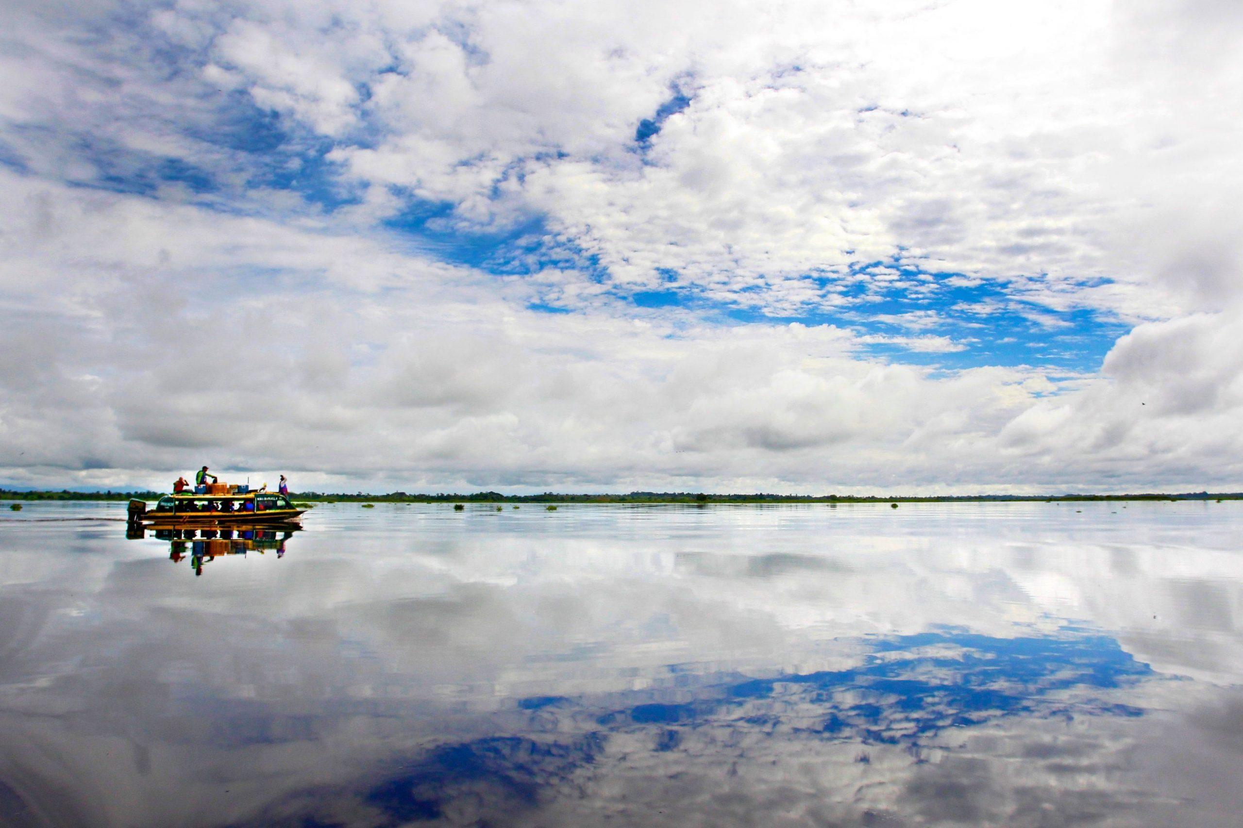 Ciénaga de Barbacoas.Foto: www.eltiempo.com