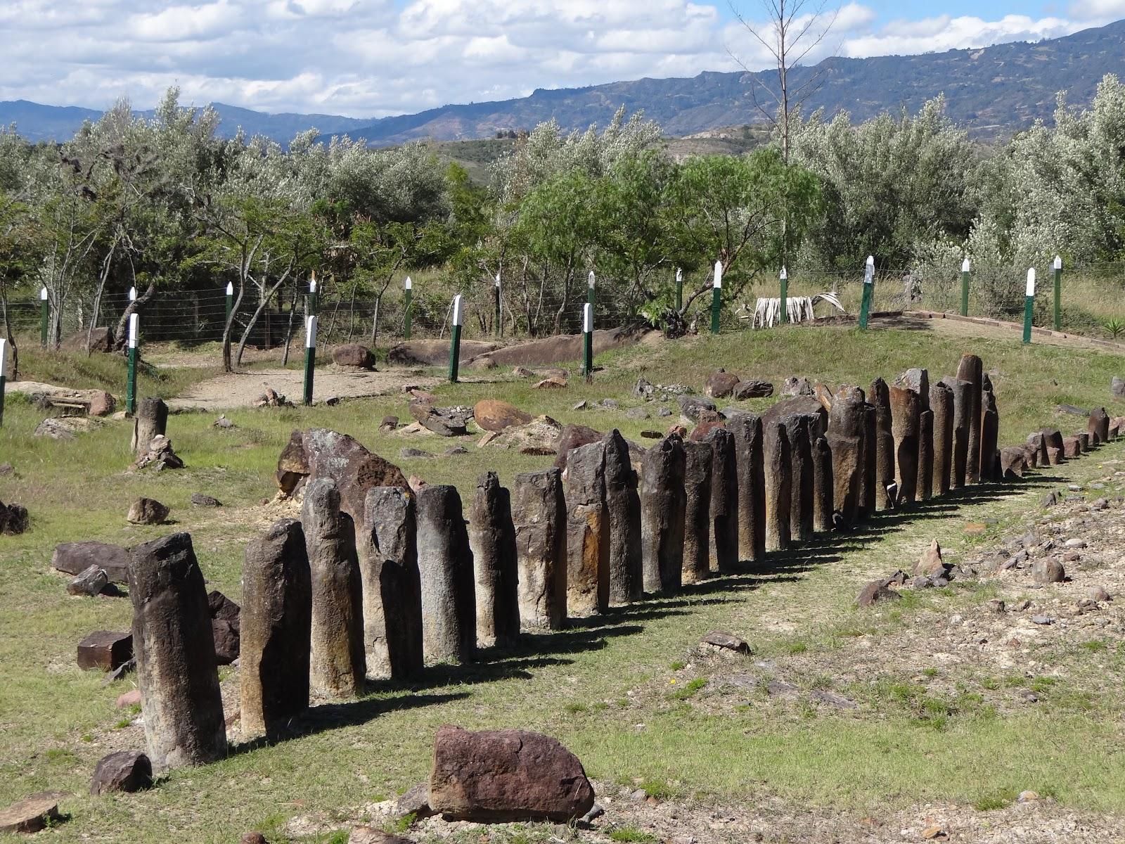 Parques arqueológicos. Foto: misviajeskamilokardona.blogspot.com