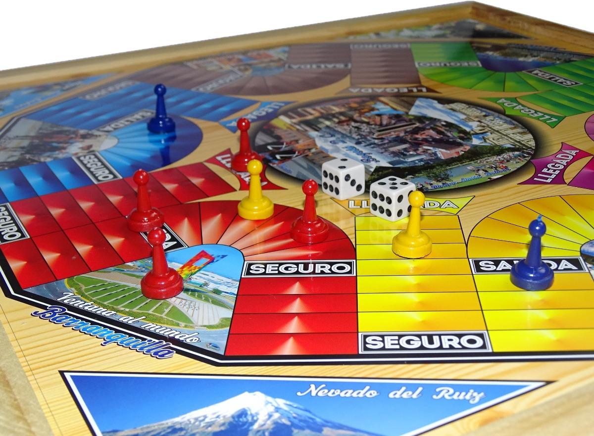 Juegos de mesa. Foto: articulo.mercadolibre.com.co