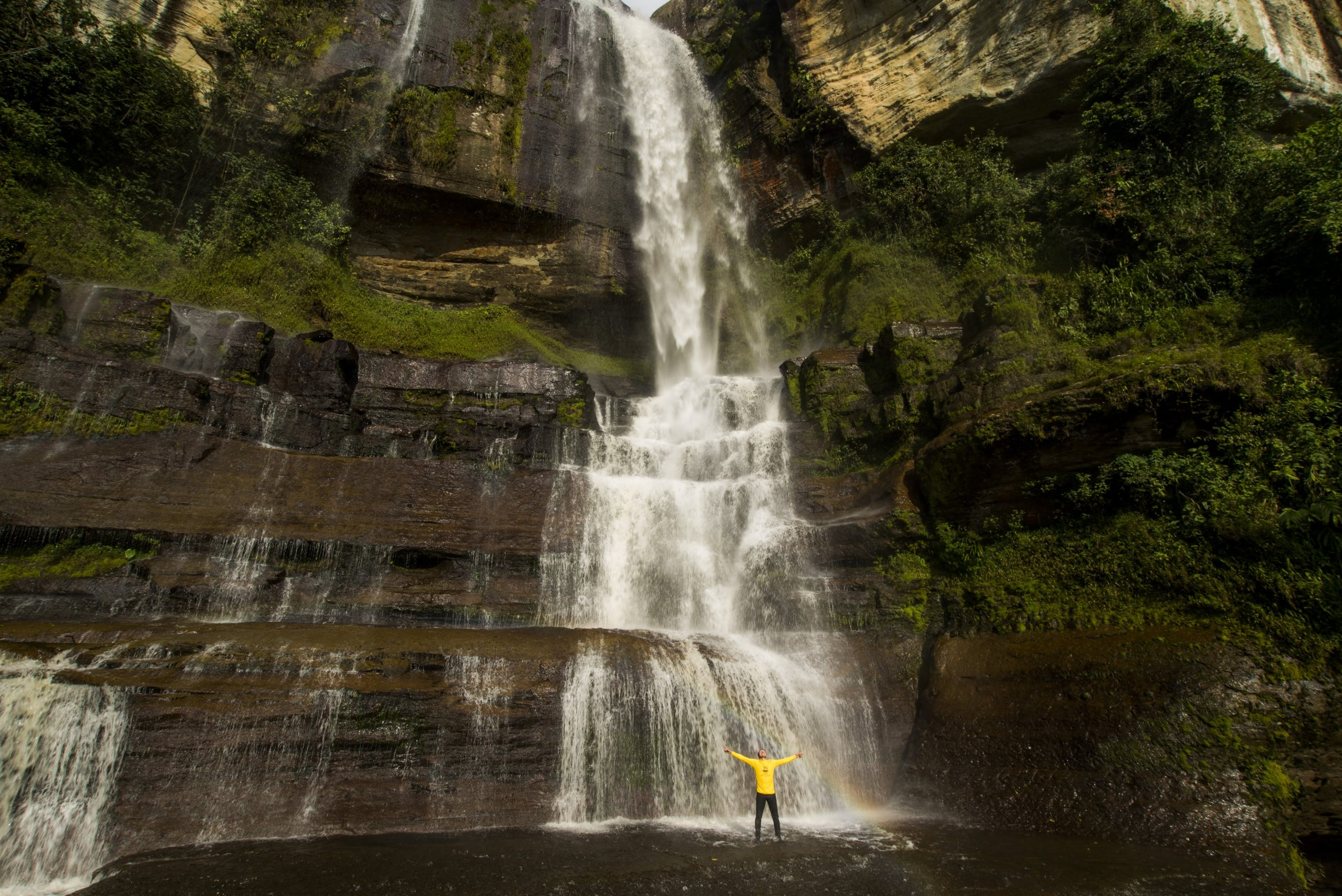 Cascada de los Caballeros. Foto: almasaventureras.com