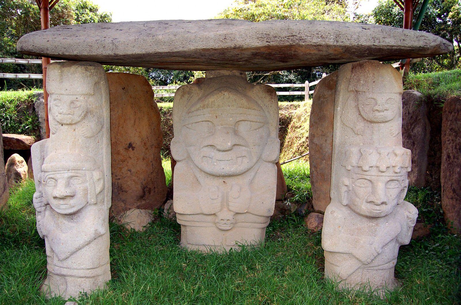 Parques arqueológicos. Foto: Amparo Nakagawa, co.pinterest.com/