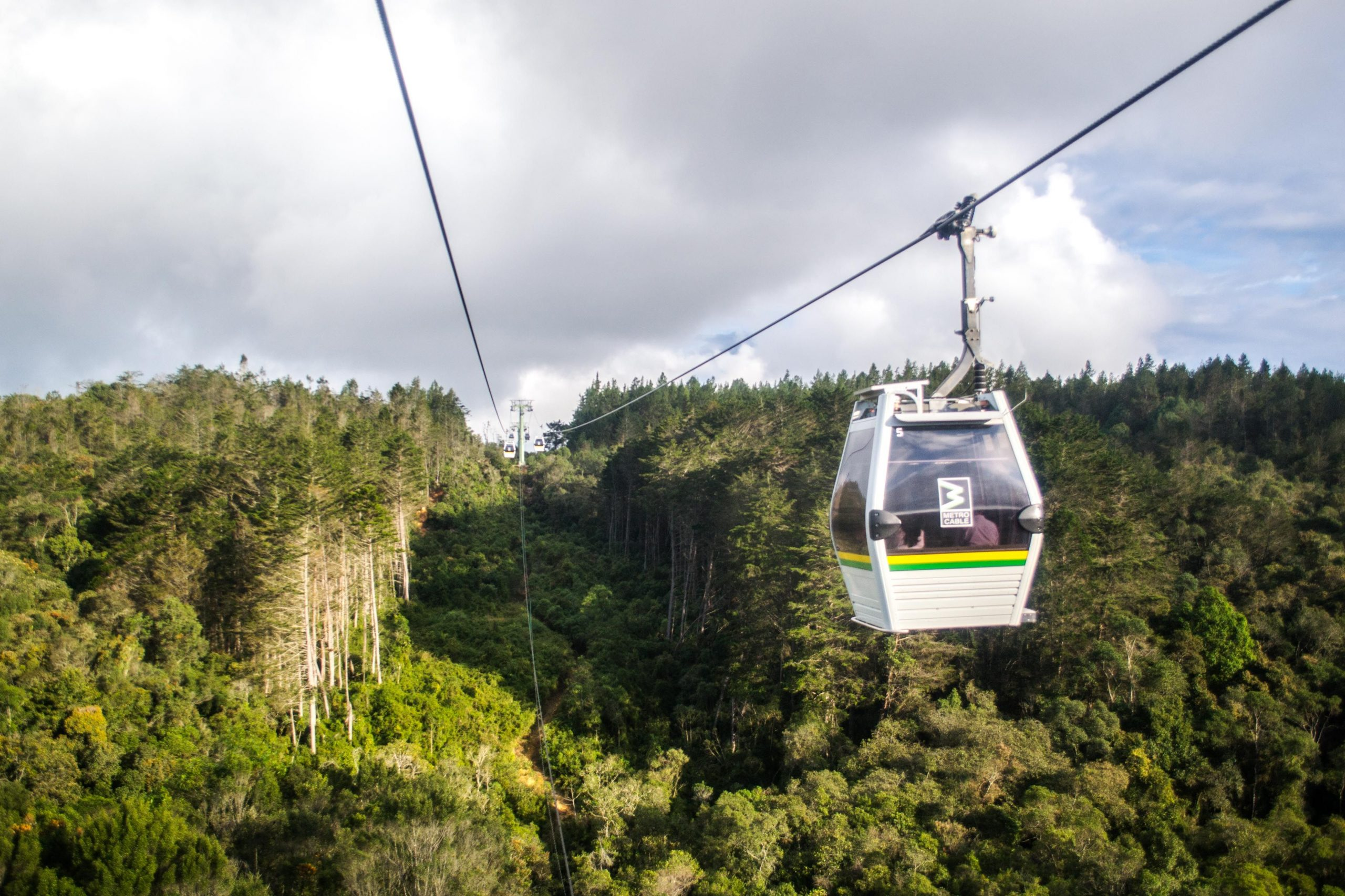 ruta turística de Medellín