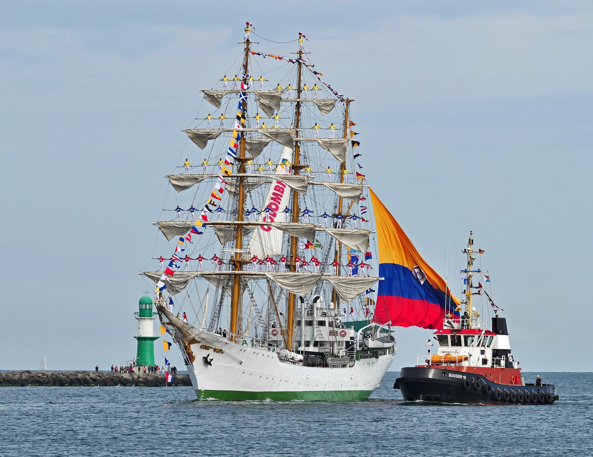 buque en colombia