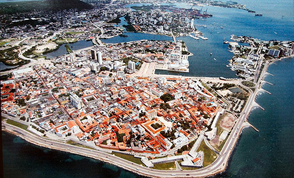 Cartagena de Indias: Vista Panorámica