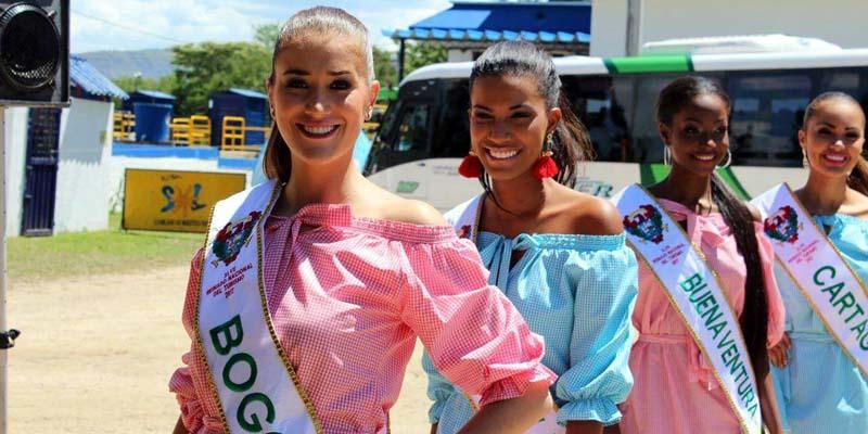 Reinado Nacional del Turismo en Girardot