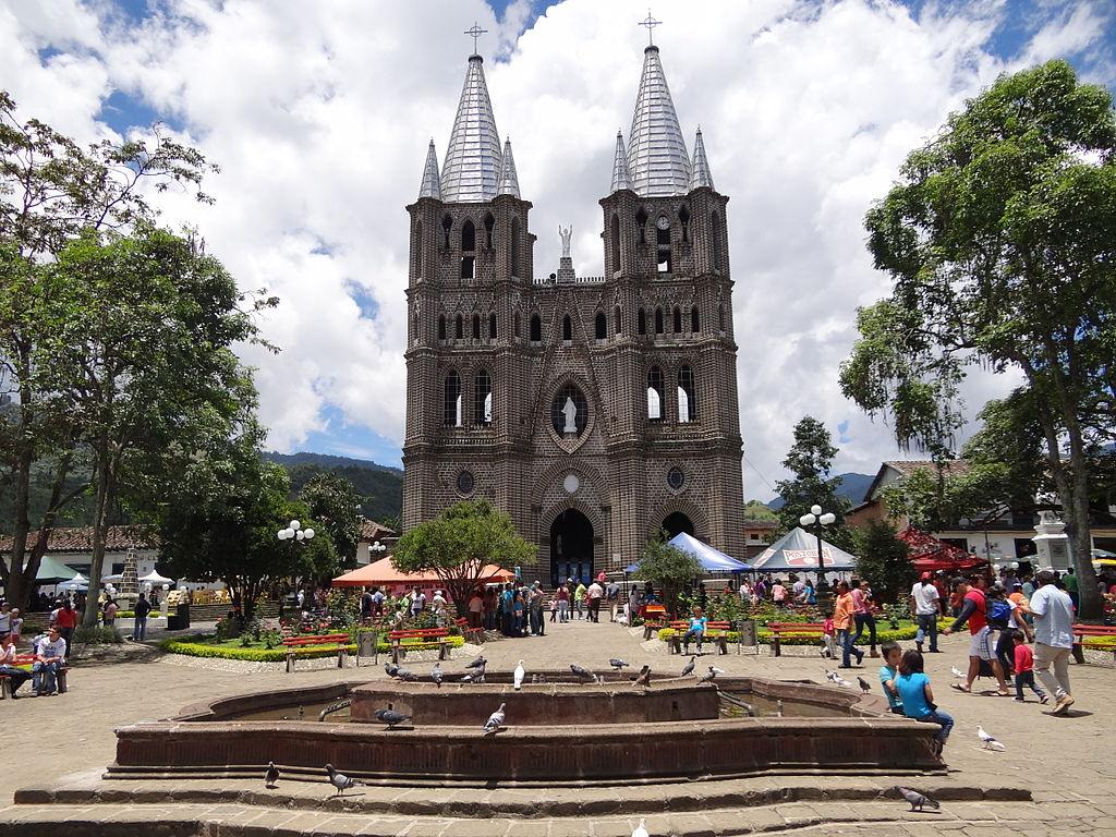Jardín, Antioquia. Aquí puedes encontrar la cueva del esplendor