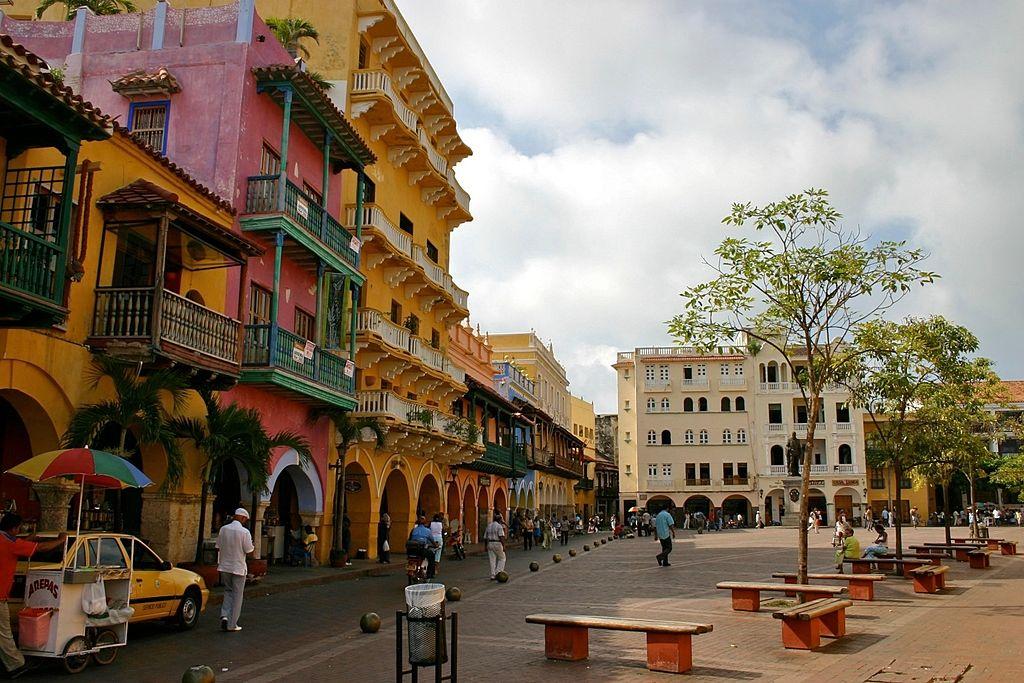 Plaza de Cartagena