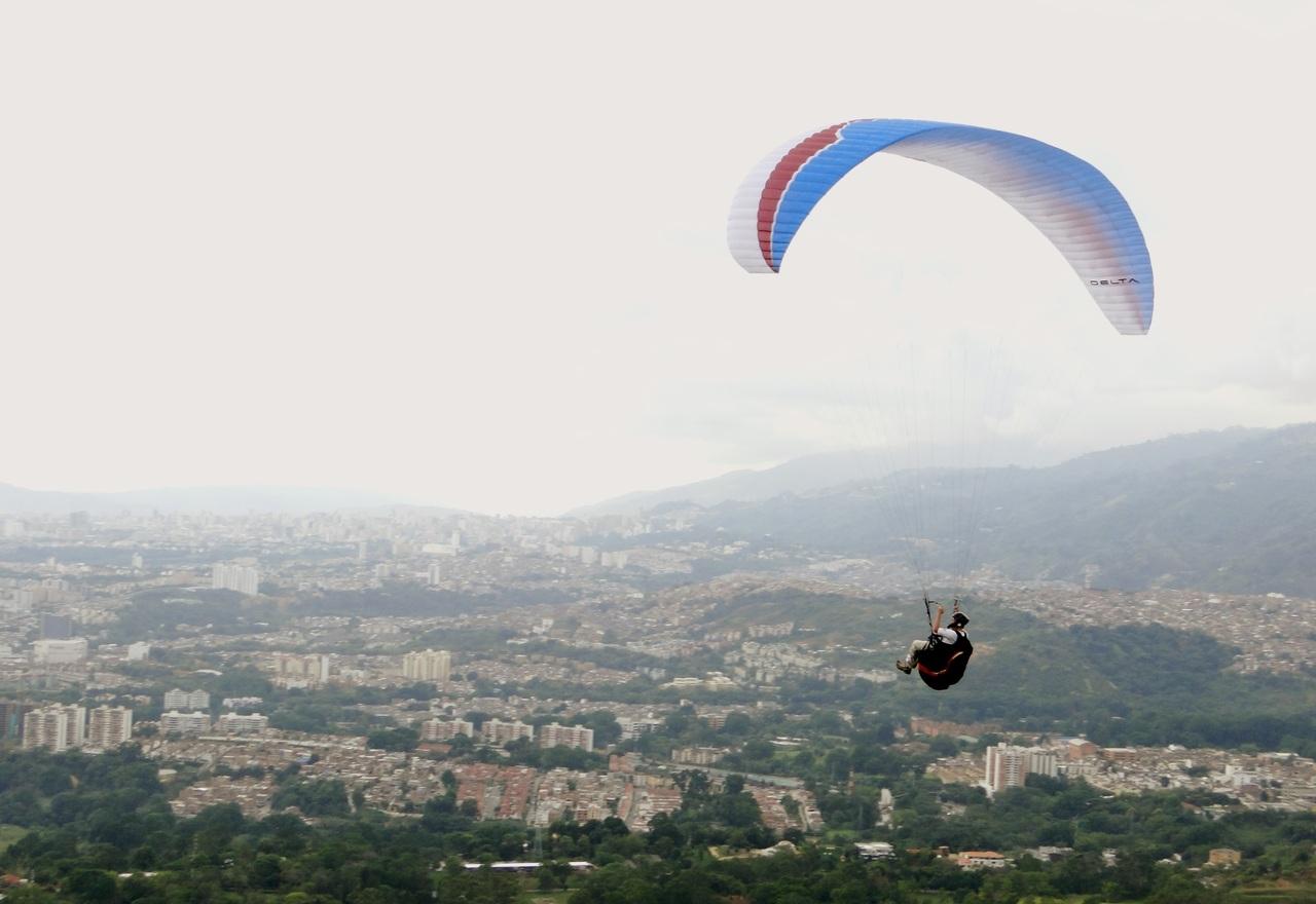 Deportes extremos en Medellín