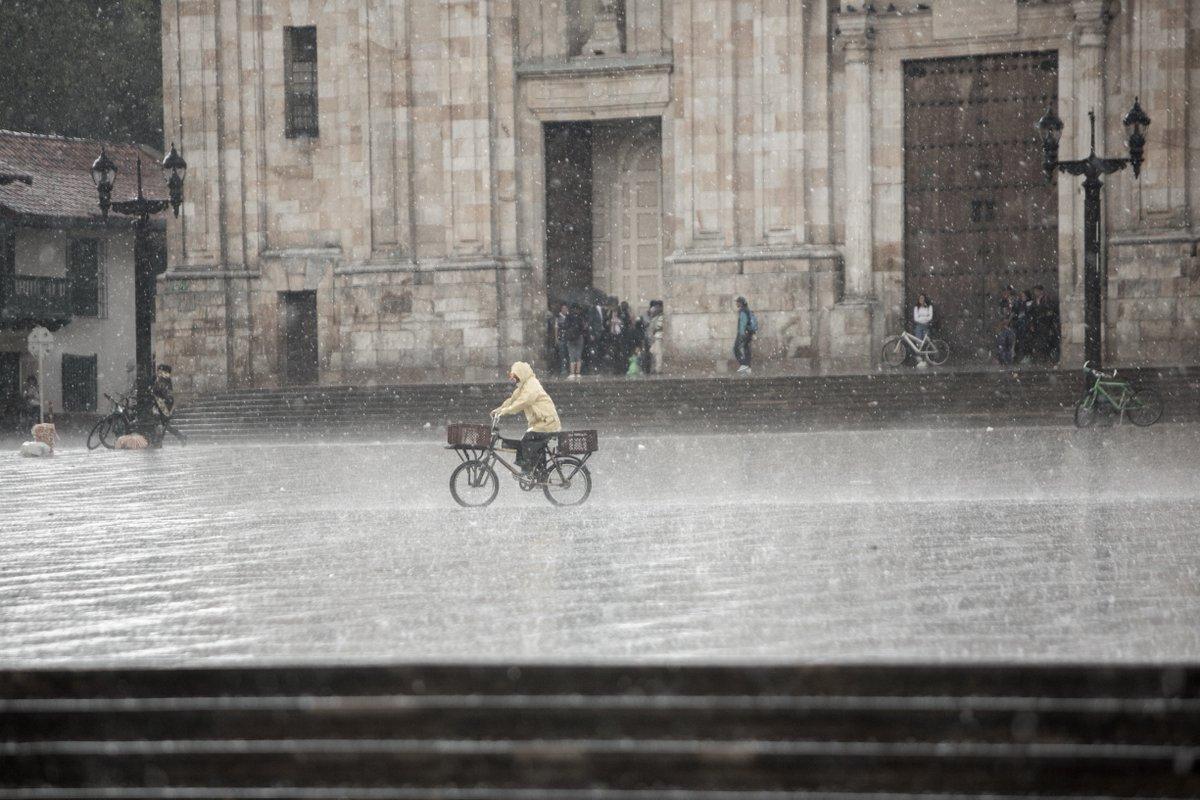 Invierno en Bogotá Uniandes
