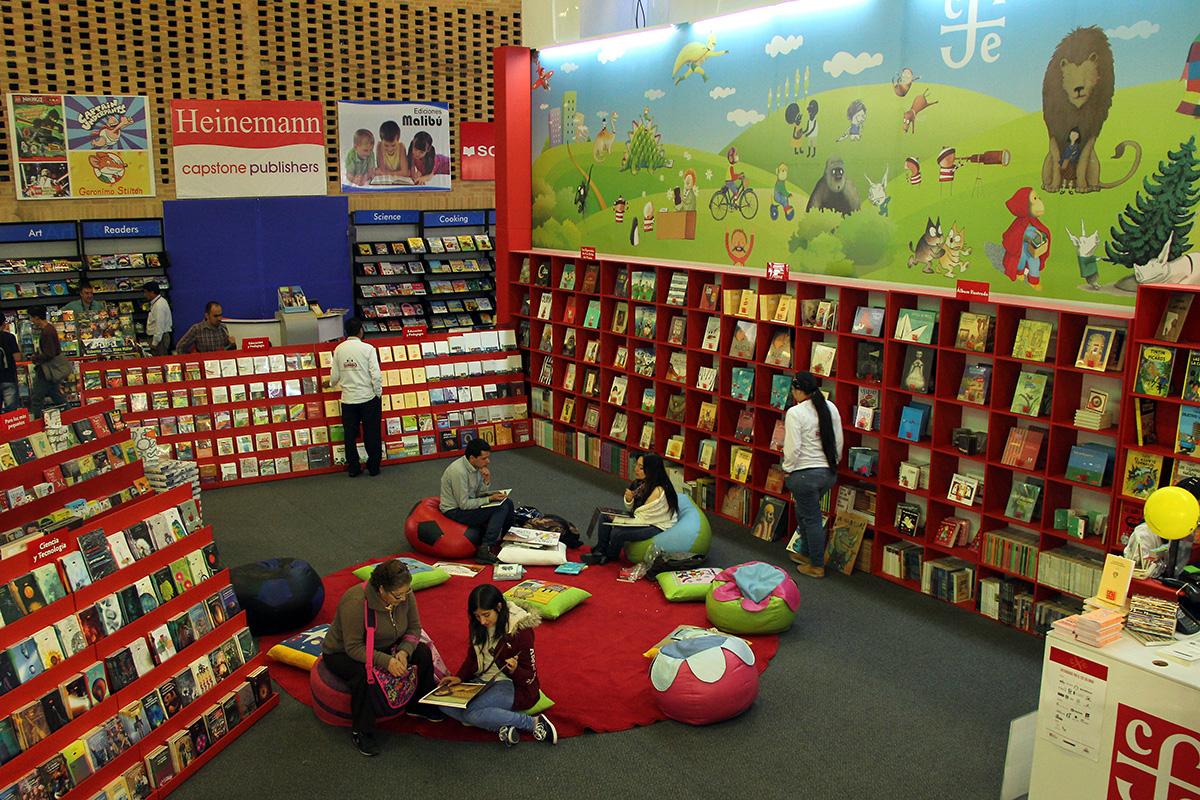 Feria del libro Bogotá 2019