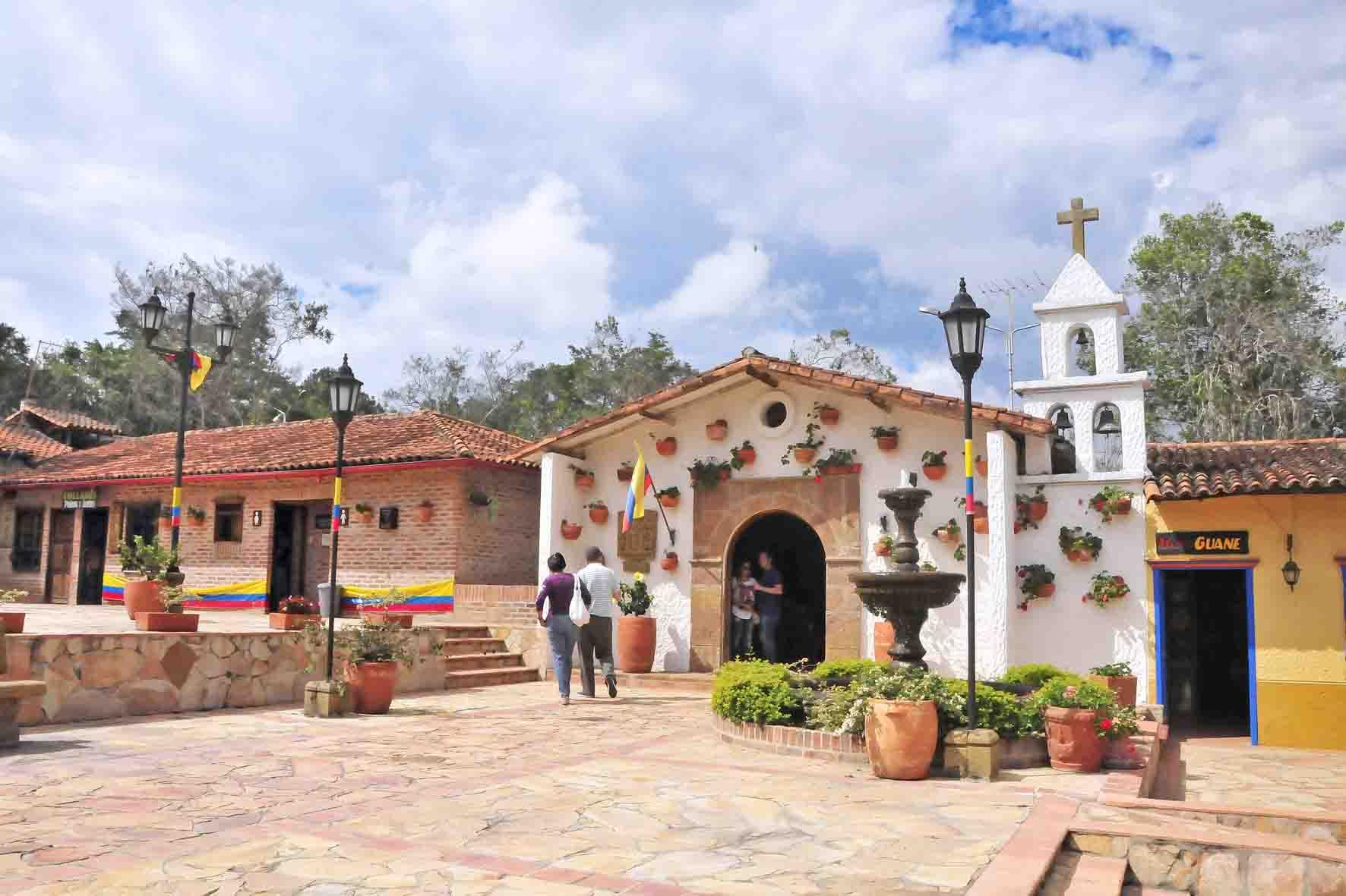 Mesa de los santos 2 - Viajar por Colombia