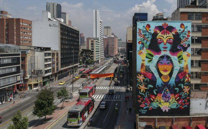 graffiti tour bogotá