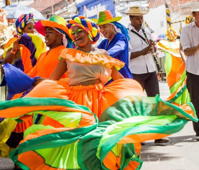culturas colombianas